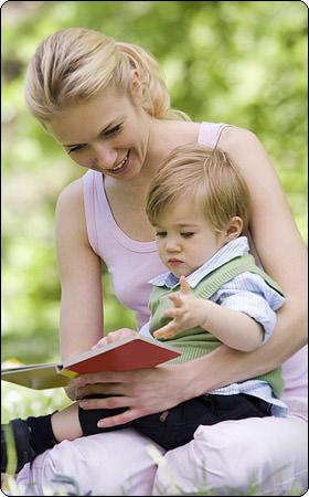 Развитие речи у ребенка 10–18 месяцев