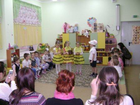 Ребенок идет в детский сад