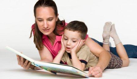Приучаем ребёнка к учёбе